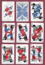 Collectible  playing cards  Fantasy. art by Renee Sturbell